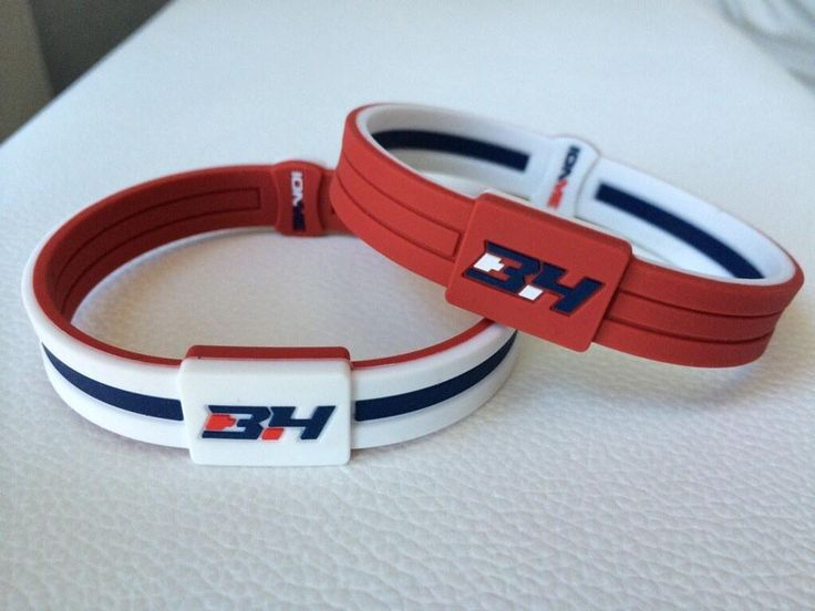Bryce Harper ionme.com bracelet