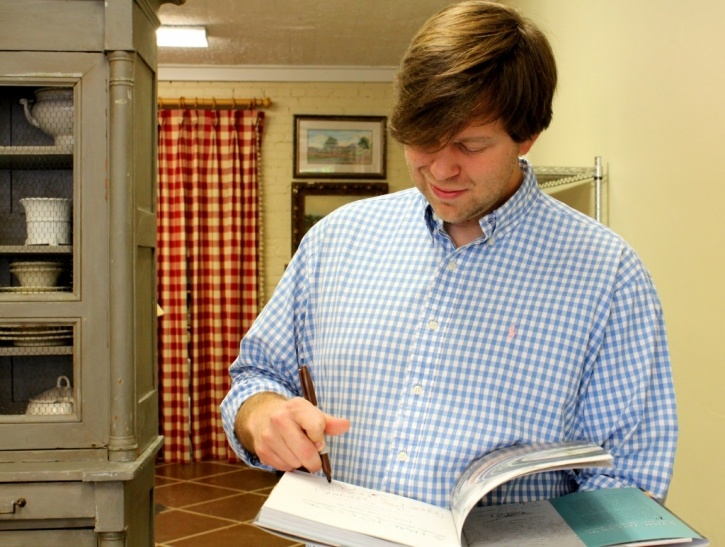 James Farmer signing the cookbook for Kelly s giveaway. 54 best James Farmer images on Pinterest   Farmers  James d arcy
