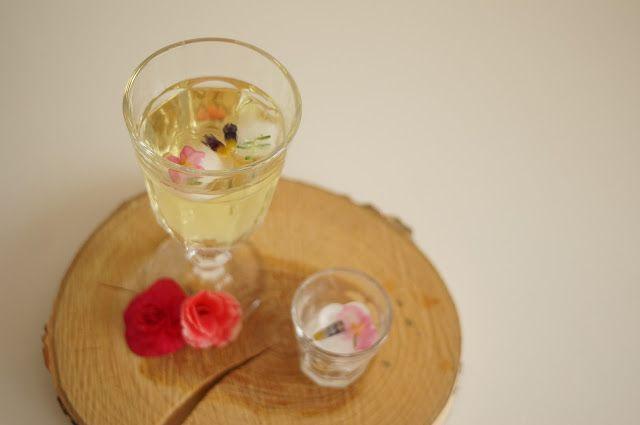 The Fairy Thing: Az ehető virágok nyomában #2 // Italok és jégkocká...