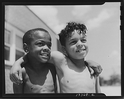 Anacostia Boys by Gordon Parks, 1942