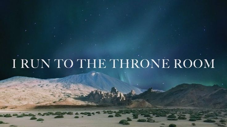 Kim Walker-Smith - Throne Room (Lyric Video) - YouTube