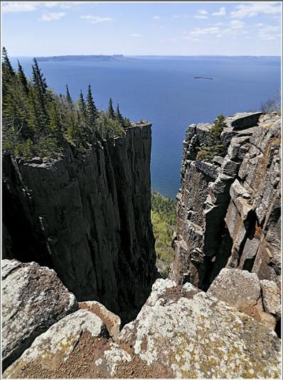 Sleeping Giant Provincial Park, Thunderbay ON. 3-4 days