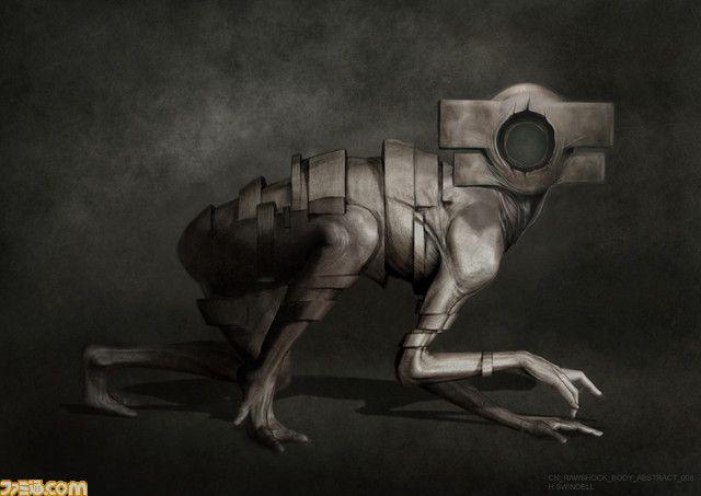 プレイヤーの行動によって敵の形態が変化『SILENT HILL -SHATTERED MEMORIES-(サイレントヒル シャッタードメモリーズ)』関連スクリーンショット・写真画像