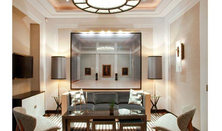 12 Paris Living Rooms Amazingly Designed by Jean Louis Deniot | Paris Design Agenda