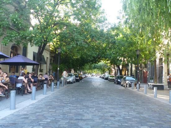 Palermo is a great neighborhood with lots of bars, restaurants and shopping. Tons of expats move here. Palermo Soho and Palermo Hollywood is at the center of palermo neighborhood