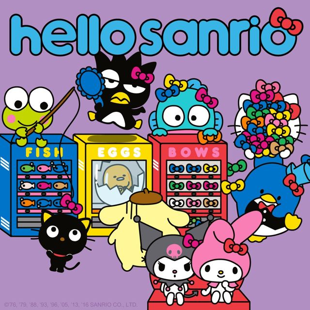 Hello Sanrio