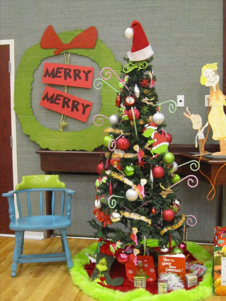 grinch stole christmas office decorations hanging image result for how the grinch stole christmas party ideas theme whoville christmas christmas decorations whoville