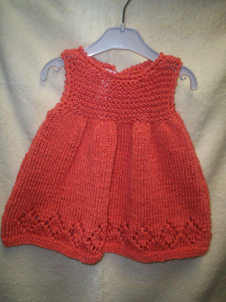 robe corail 9 mois