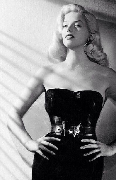 Diana Dors 1950's