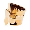 Vionnet Love: Cuffs Bracelets, Vionnet Cuffs, Vionnet Bracelets, Gold Cuffs, Gold Bows, Accessories, Vionnet Gold, Bows Cuffs, Bling Bling