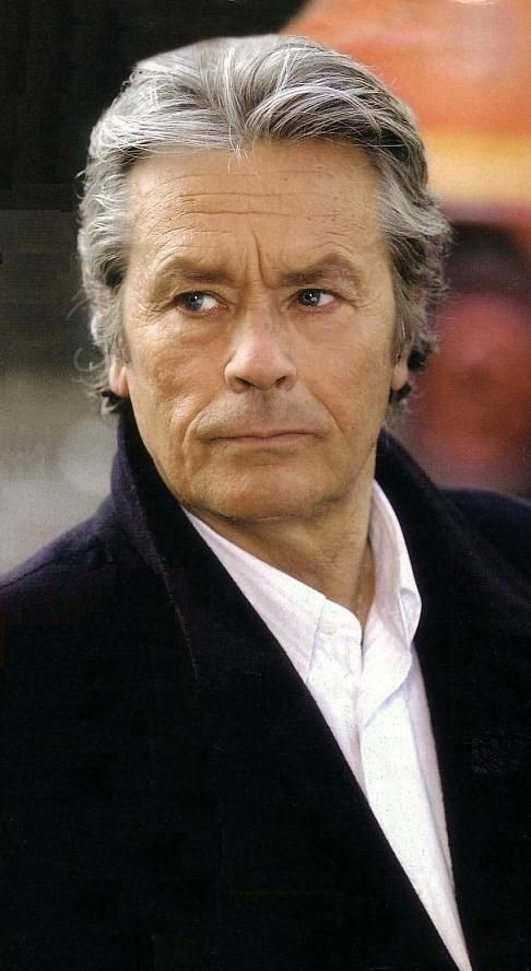 """Alain Delon """"Kate's Papi"""" From the book Die For Me By Amy plum"""