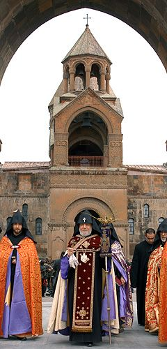 The Armenian Church - Mother See of Holy Etchmiadzin