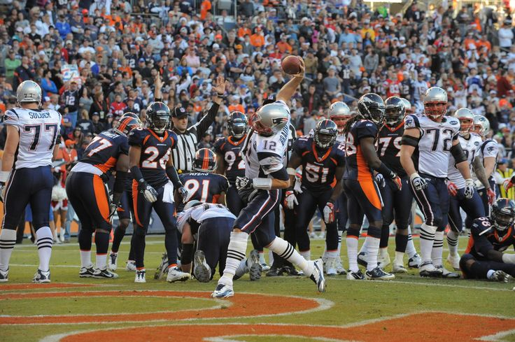 12/18/11..Memorable Moments: Patriots-Broncos, presented by Empower   New England Patriots