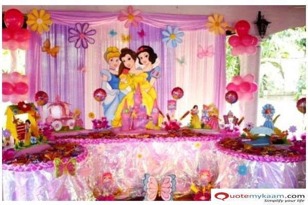 Birthday Themes For Girls 1000 Ideas For Girls Birthday Party Themes Princess Theme Birthday Party Princess Birthday Party Decorations Princess Theme Party
