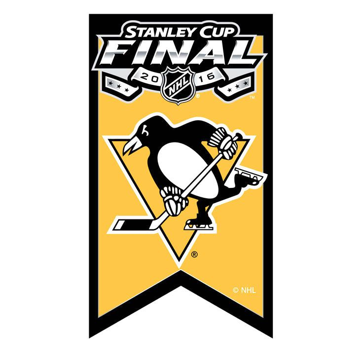 Pittsburgh Penguins 2016 Stanley Cup Final Bound Banner Pin - $5.59