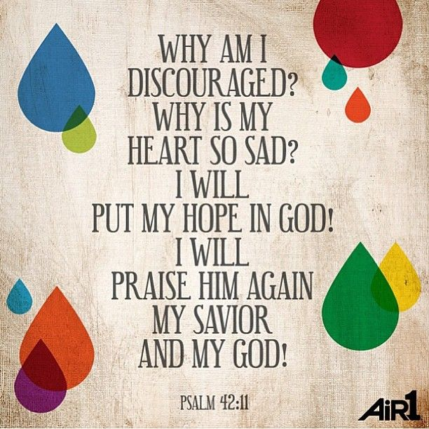 I will praise God! Will you?