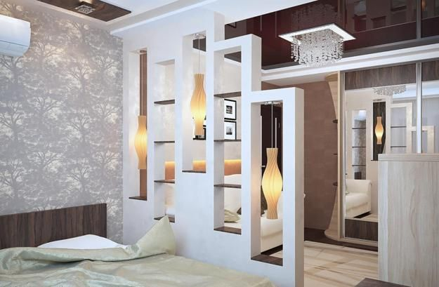 Stylish Room Dividers Trends In Decorating Small Apartments And