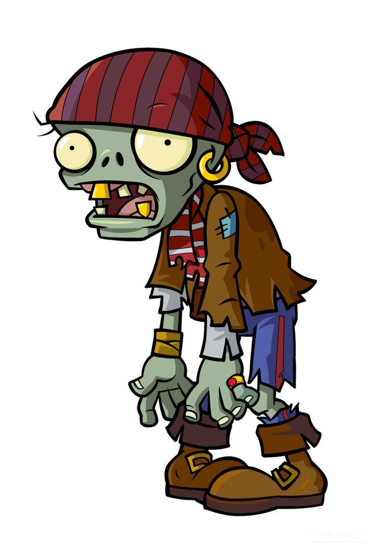 Plants vs.Zombies Pirate