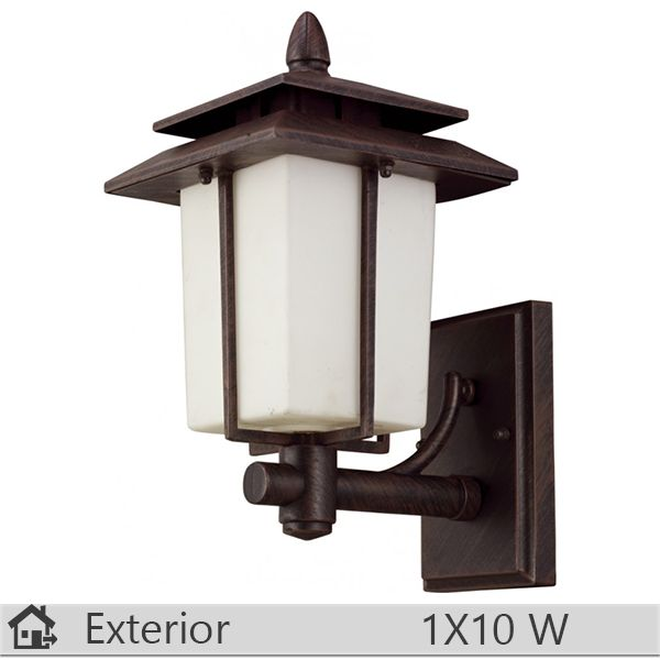 Aplica iluminat decorativ exterior Klausen, gama Nevada, model nr1 http://www.etbm.ro/