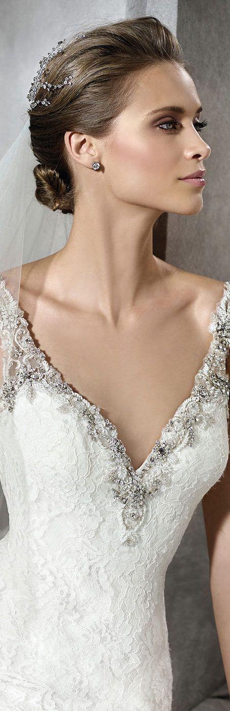 PRONOVIAS PRAMA wedding gown