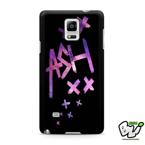 Ashton Irwin Five Second Of Summer Samsung Galaxy Note 4 Case