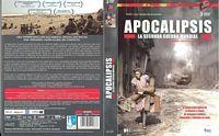 Apocalipsis, la Segunda Guerra Mundial [Vídeo] = Apocalypse, la 2eme guerre mundiale / una serie de Daniel Costelle e Isabel Clarke Q Cine 4450