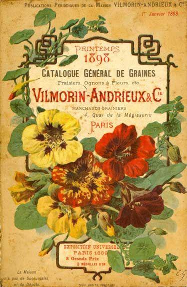 Spring catalog, 1898