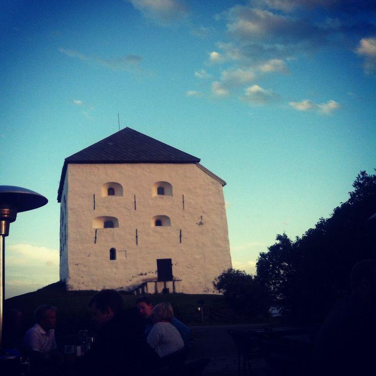 Kristiansten Festning #Trondheim
