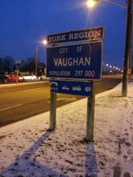 Vaughan, Ontario in Ontario