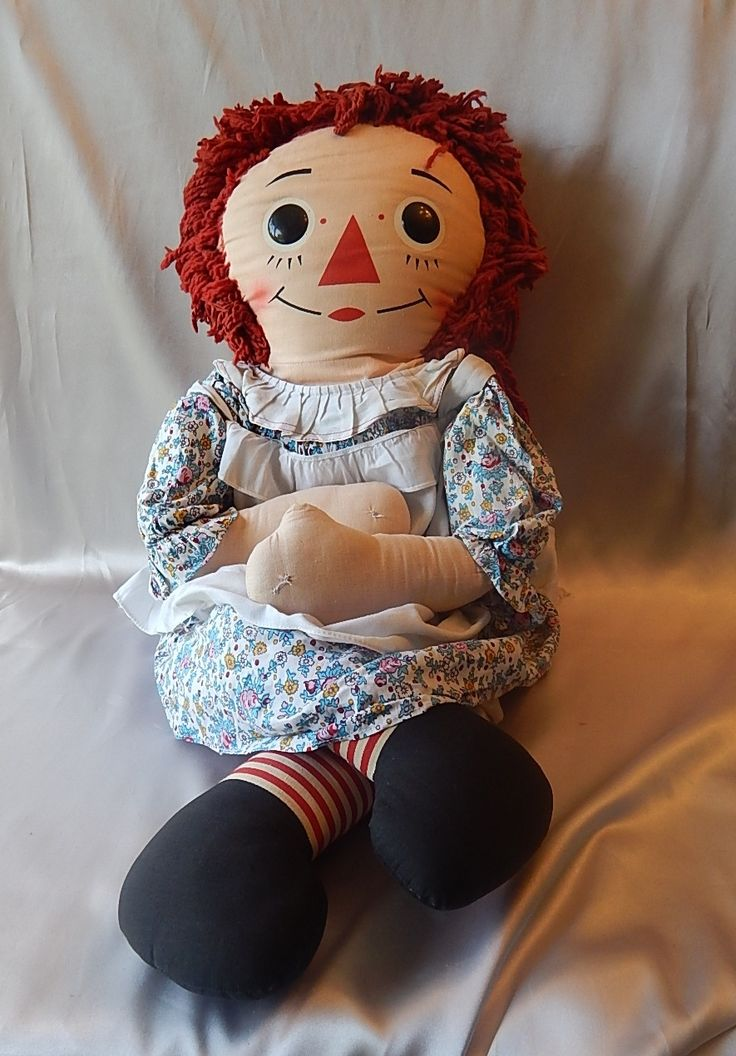 515 best Love you, Raggedy Ann... images on Pinterest   Raggedy ann, Fabric dolls and Rag dolls