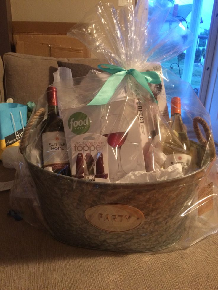 23 best wine baskets images on pinterest wine baskets for Best wine gift ideas
