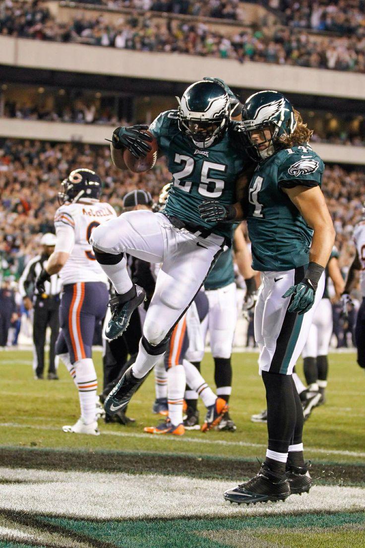 2013 Vs Football Eagles Bears Philadelphia