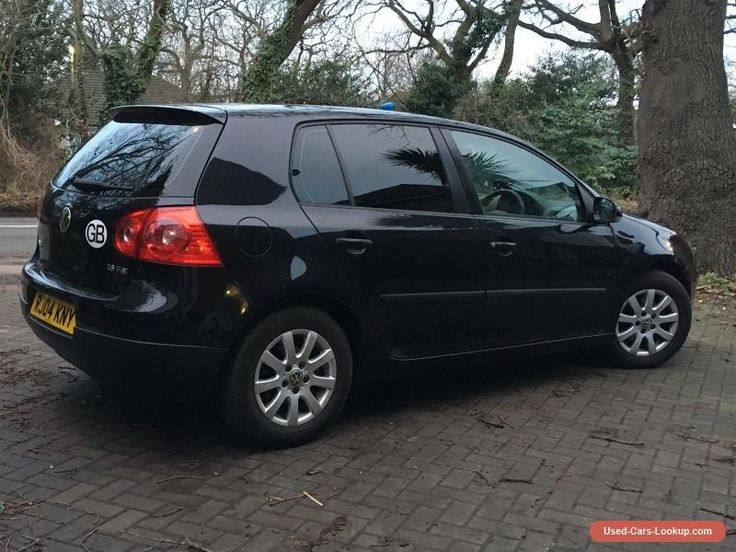 VW Golf MkV 1.6 FSI Black  #vwvolkswagen #golf #forsale #unitedkingdom