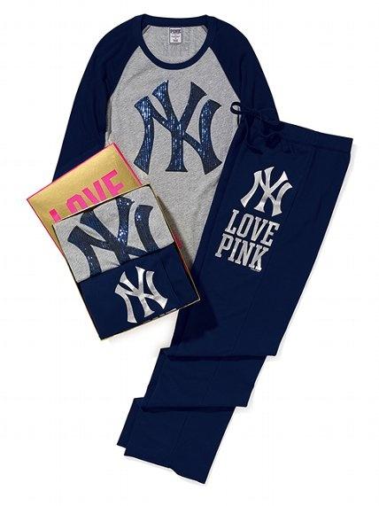 Victoria's Secret PINK Baseball Tee & Boyfriend Pant Gift Set #VictoriasSecret http://www.victoriassecret.com/pink/gift-sets/baseball-tee-boyfriend-pant-gift-set-victorias-secret-pink?ProductID=83477=OLS?cm_mmc=pinterest-_-product-_-x-_-x