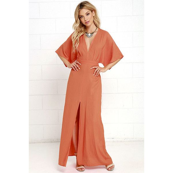 Top 25 ideas about Orange Maxi Skirts on Pinterest | Women's ...