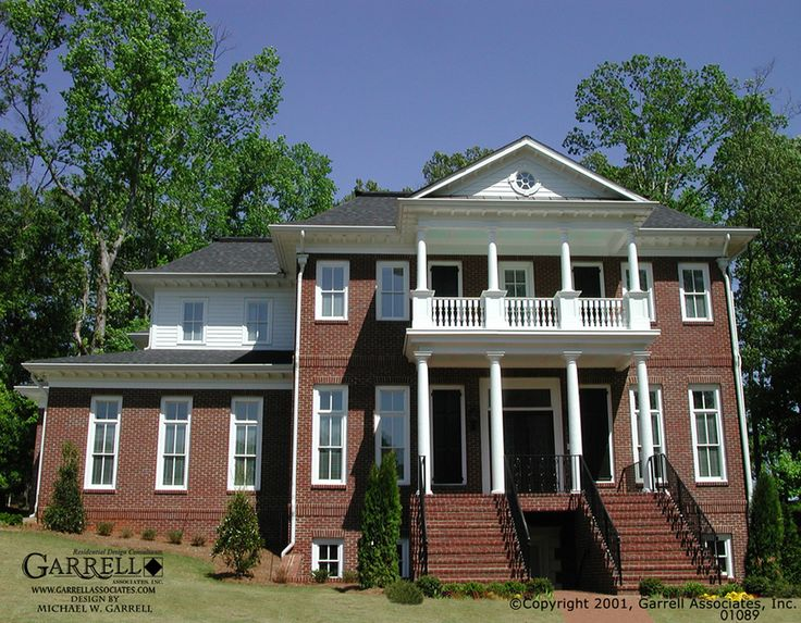 Classic Luxury House 121 best luxury house plans images on pinterest   house plans