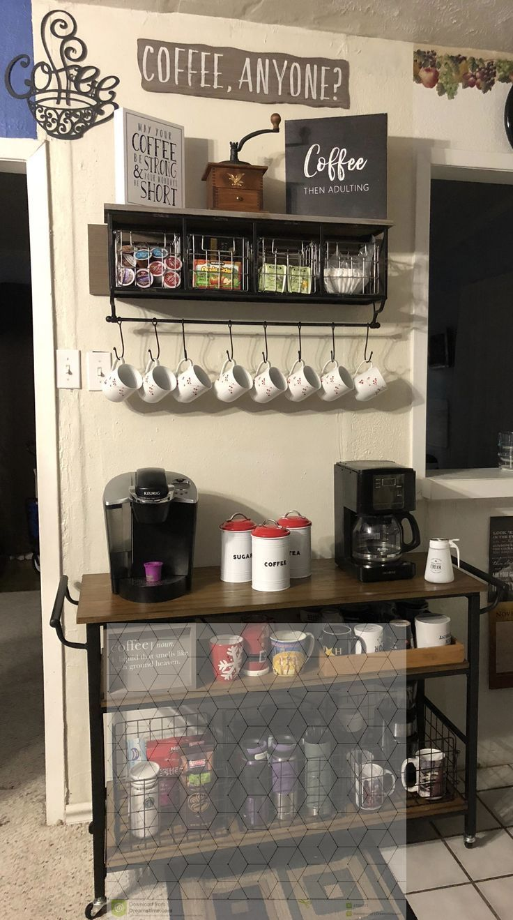 Pin On Coffee Bar Ideas