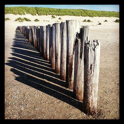 Ameland Strand Impressionen