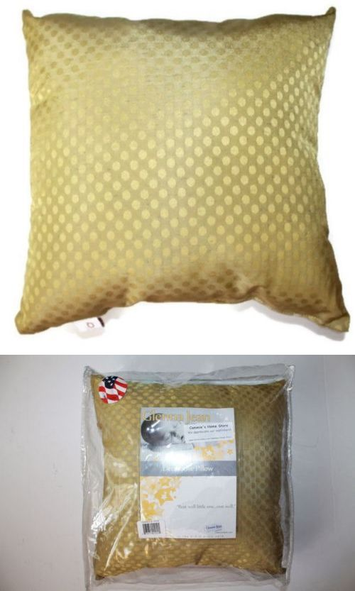 Decorative Nursery Pillows 180906 Glenna Jean Sweet Potato Green Pillow 12 X New In Pack It Now Only On Ebay