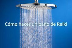 Cómo hacer un baño de Reiki. Te explicamos cómo hacer un baño de Reiki, un ejercicio simple y efectivo para realizar en cualquier momento y lugar. http://reikinuevo.com/como-hacer-bano-reiki/