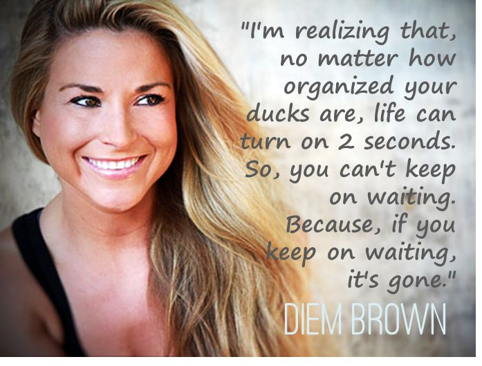 Diem Brown Quote   #mtv #thechallenge #diemstrong