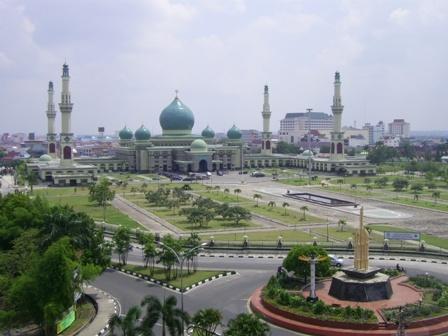 Great Mosque, Pekanbaru