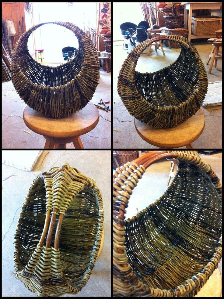 Willow basket by MissBodymody.deviantart.com on @DeviantArt