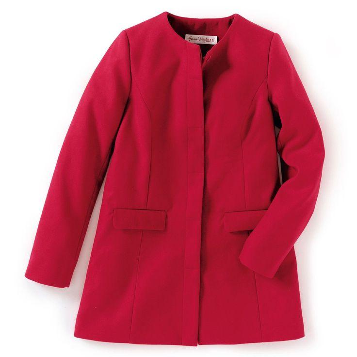La Redoute Womens Short Coat
