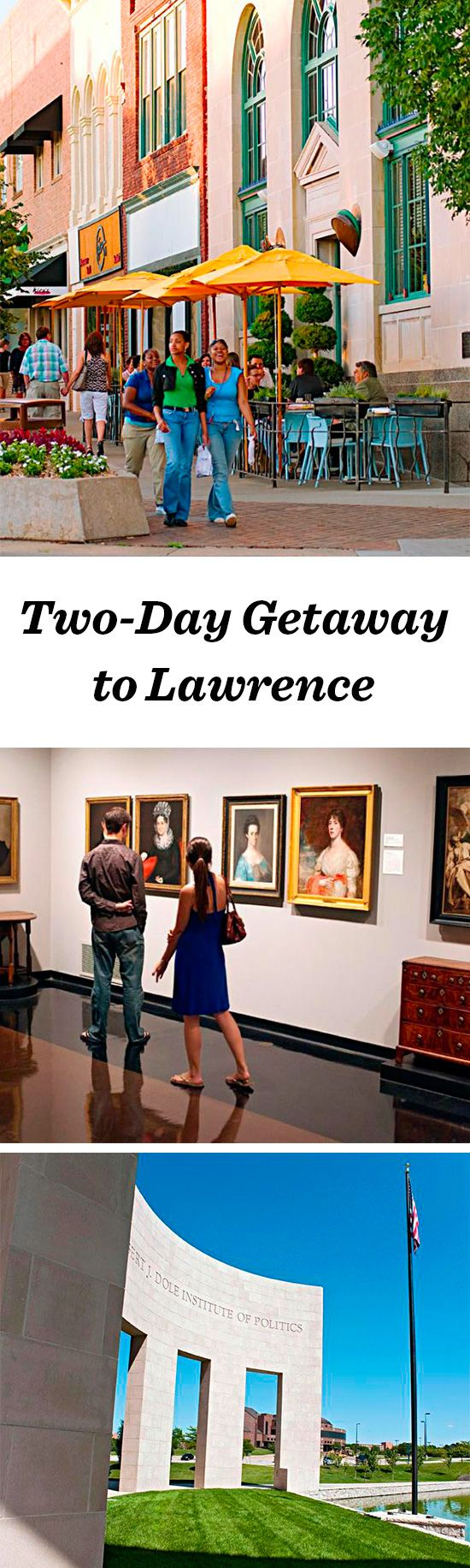 Home of the University of Kansas, this hip city promises a great shopping and dining scene: http://www.midwestliving.com/travel/kansas/lawrence/two-day-getaway-to-lawrence/ #kansas #midwest #travel