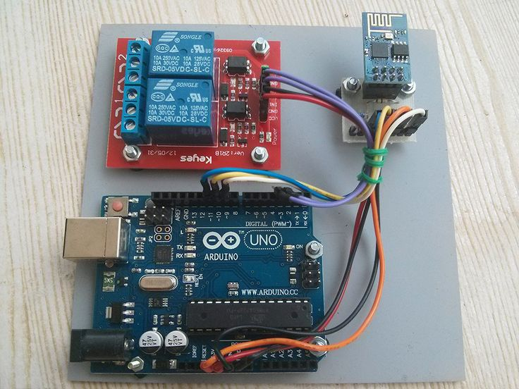 Android arduino control and iot
