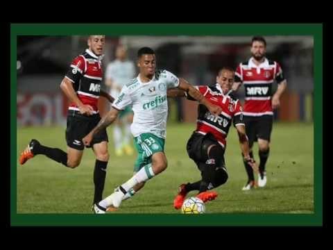 Palmeiras luta até o fim , sofre, mas consegue vantagem no Brasileirão.