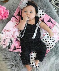 Set bebé mameluco negro Prop de la colmena por PreciousPropsnMore