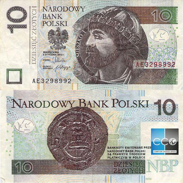 RECTO : Prince Mieszko