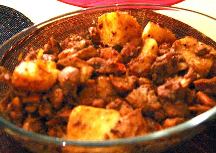 Chicken and potato curry #curry #chickencurry